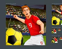 Game Icon- Football Super Star