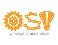 Orange Street Velo Branding