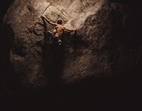 Rock Climbing, Squamish BC