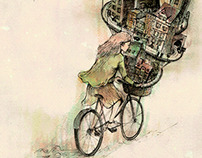 Bicycles in Cities
