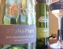 Stonefish Wines Rebrand