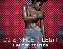 DJ Zinhle X LEGiT