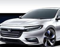 2019 Honda Insight Coupe