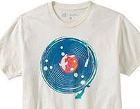 GAP + Threadless Printed T-Shirt