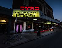 Carytown Fashion Feeds The Byrd