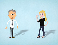 Push Digital - Video SEO - 2.5D Animated Explainer
