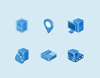 Network Monitoring Software Icons