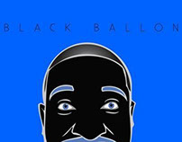 Black Balloon Mix Cover Art