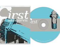First – Alan Jarvis CD cover