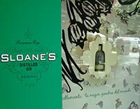Escaparate de Sloane's (Torres) en Art de Vins