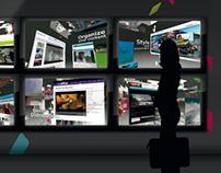 Brightcove – Dmexco Media Wall