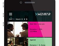 Omnibus Film Festival App