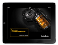 Autodesk Customer References App