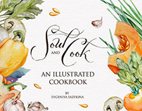 Soul&Cook: An illustrated handmade cookbook