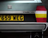 Citroen GSA X3