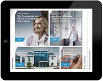 Sandoz iPad App Proposal