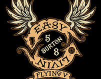 Burton - Easy Livin' Logo