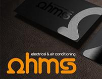 Ohms Brand Identity
