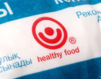 Healthy food standard brand