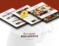Restaurante Urukum. Website