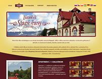 Zámoček.sk webdesign