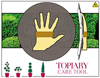 Hand Held Topiary Care