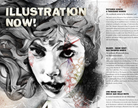 Illustration Now! 4 cover ´11