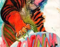 tigering...