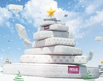 Reva - christmas outdoor campaign 2012
