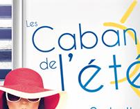 """Les Cabanes de l'été """"galerie Océanis"""""""