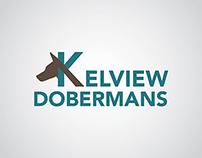 Kelview Dobermans Branding