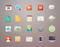 Another Flat Icons