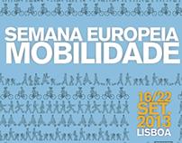 Semana Europeia da Mobilidade 2013 LISBOA