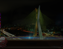 Janela - Ponte Estaiada