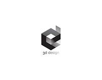 :: 2014 edo 3d design Logo ::