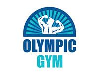 Olympic Gym Branding