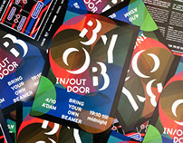 BYOB IN/OUTdoor 2013 Campaign