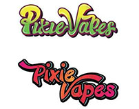Logo Design :: Pixie Vapes
