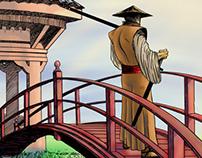 Illustration - Samurai