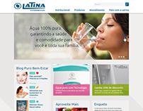 Layout Latina Eletrodomésticos