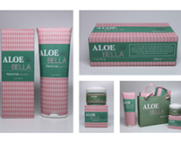 Aloe Bella Skin Care Line