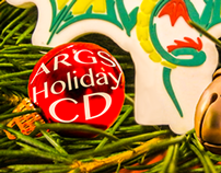 ARGS Holiday CD