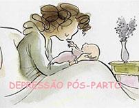 CONSEQUÊNCIAS DA DEPRESSÃO PÓS-PARTO
