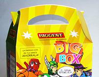 Kids Meal Packaging