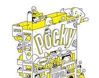 POCKY : OLDSCHOOL 2 BOOKS