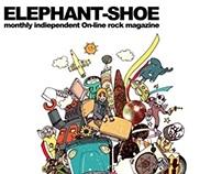 Elephant shoe /korea indirock magazine