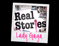 4Music 'Real Stories' - Titles