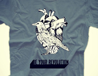 Be Your Revolution / Paolo Baraldi & Pigmenti
