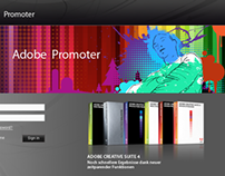 Adobe Promoter Sales Tool