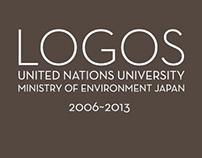 Logos for the UN University